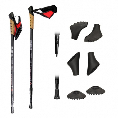 ATTRAC NORDIC WALKING  67-136 CM