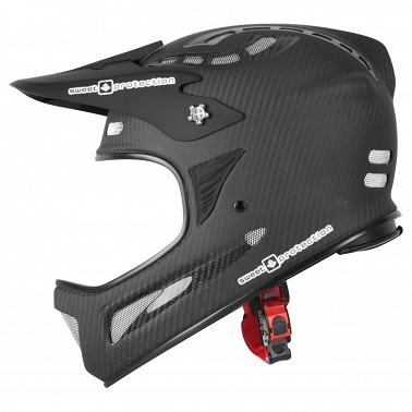 SWEET PROTECTION FIXER  FULLFACE FULL CARBON MIPS