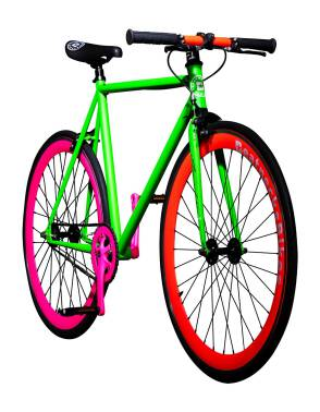 BEATNECKS RH59 NEON CITY BIKE