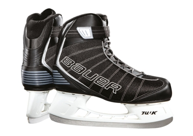BAUER FLOW REC ICE SKATE JUNIOR ROZ. 37.5
