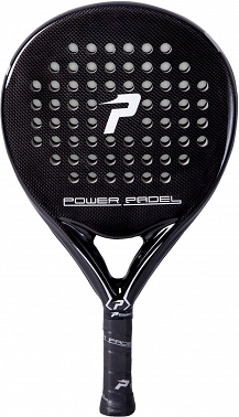 POWER PADEL BLACK 38mm